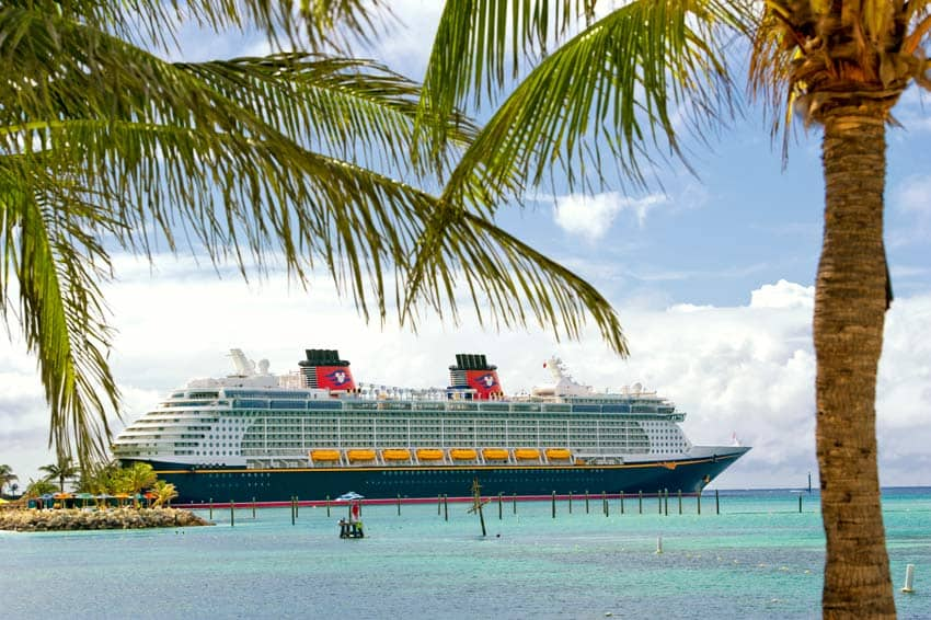 Picture of Disney Cruise Line Boat