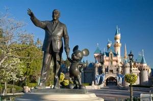 Picture of Disneyland Magic Kingdom