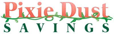 Pixie Dust Savings Logo