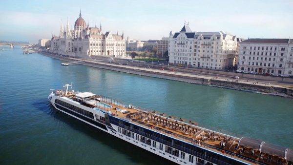 Adventures By Disney River Cruise Boat