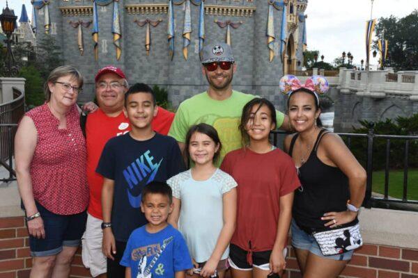 Nikki Hendrix and Family